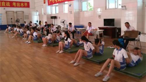 2021年深圳体育中考科目及分值 2021年深圳体育中考时间